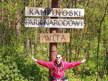 kampinoski_park_narodowy_mapa_czerwony_szlak_pieszy_warszawa
