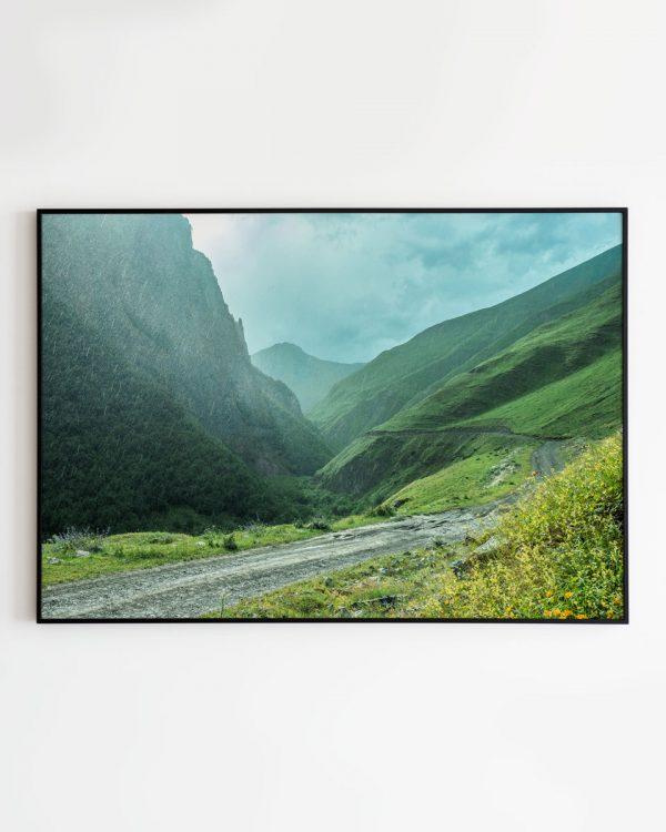 zdjecie-dolina-truso-gruzja-foto-obraz